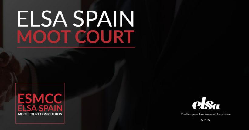 ESMCC es la competición de juicios simulados organizados por ELSA Spain.
